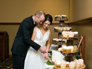 The wedding of Rachel Lundeen and Wade Lundeen