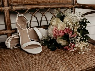 The wedding of Kezia and Guilherme 1