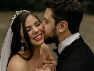 The wedding of Kezia and Guilherme