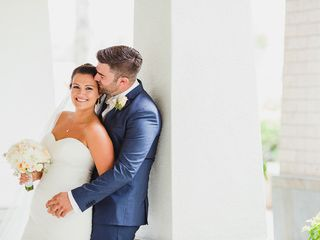 The wedding of Kierran and Erin 1