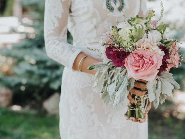 Lauren and Craig's Wedding in Boulder, Colorado 4