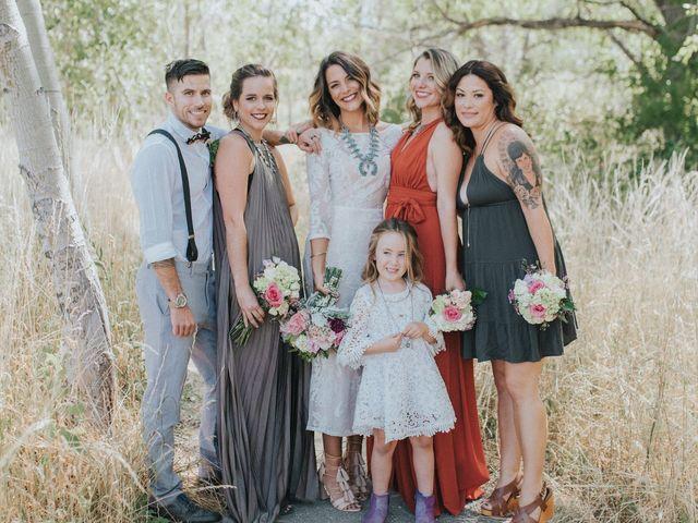 Lauren and Craig's Wedding in Boulder, Colorado 5