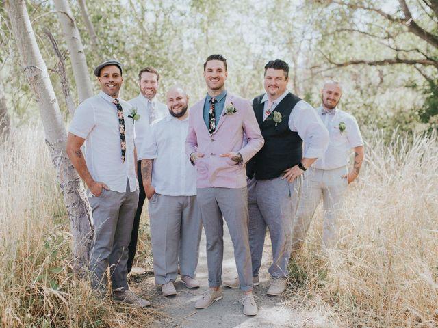 Lauren and Craig's Wedding in Boulder, Colorado 10