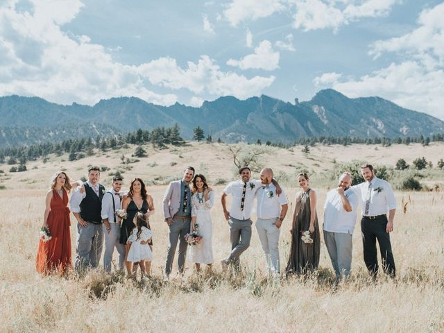 Lauren and Craig's Wedding in Boulder, Colorado 23