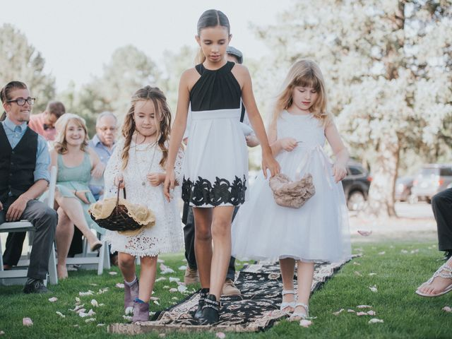 Lauren and Craig's Wedding in Boulder, Colorado 15