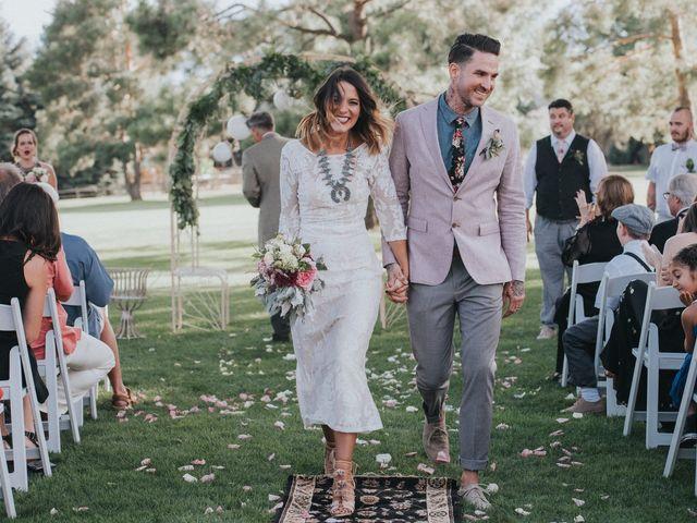 Lauren and Craig's Wedding in Boulder, Colorado 20