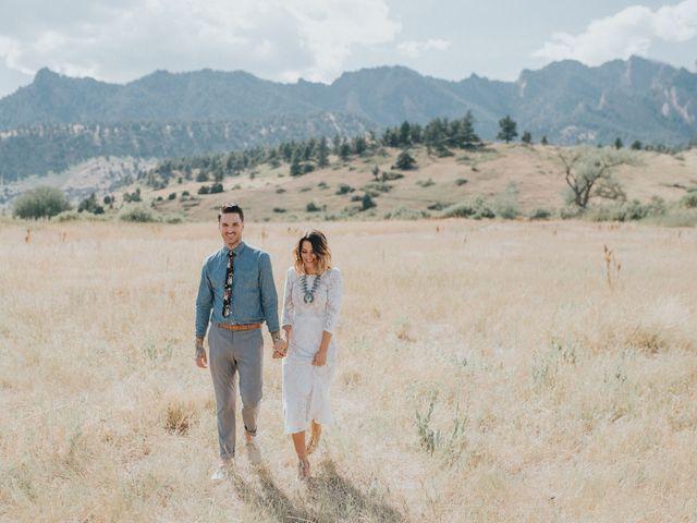 Lauren and Craig's Wedding in Boulder, Colorado 22