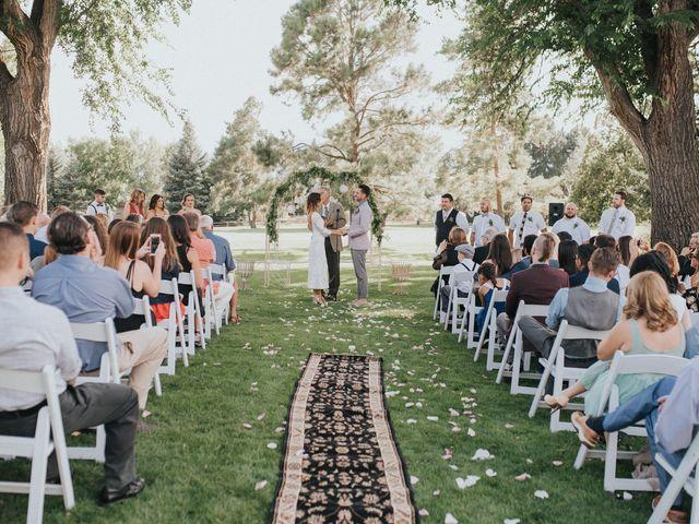 Lauren and Craig's Wedding in Boulder, Colorado 17