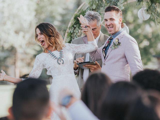 Lauren and Craig's Wedding in Boulder, Colorado 19
