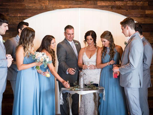 David and Aimee's Wedding in Oswego, Illinois 16