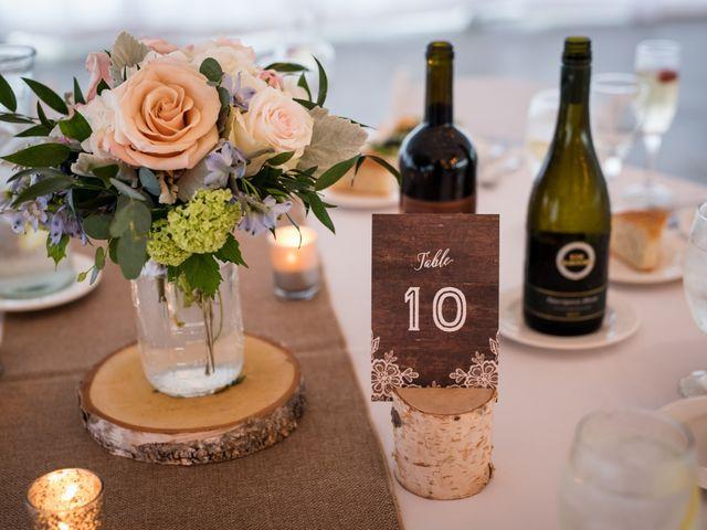 David and Aimee's Wedding in Oswego, Illinois 19