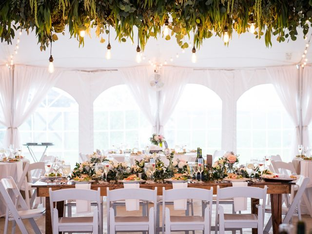 David and Aimee's Wedding in Oswego, Illinois 21