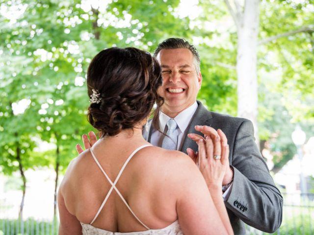 David and Aimee's Wedding in Oswego, Illinois 30