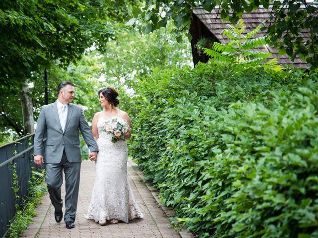 David and Aimee's Wedding in Oswego, Illinois 2