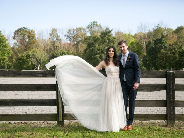 Alex and Heather's Wedding in Sussex, New Jersey 37