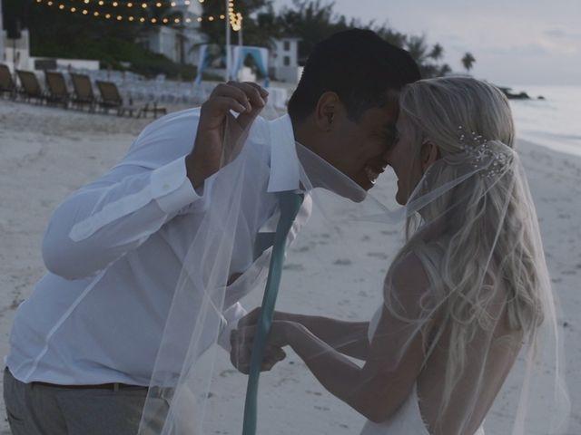 Amir and Lindsay's Wedding in Nassau, Bahamas 3