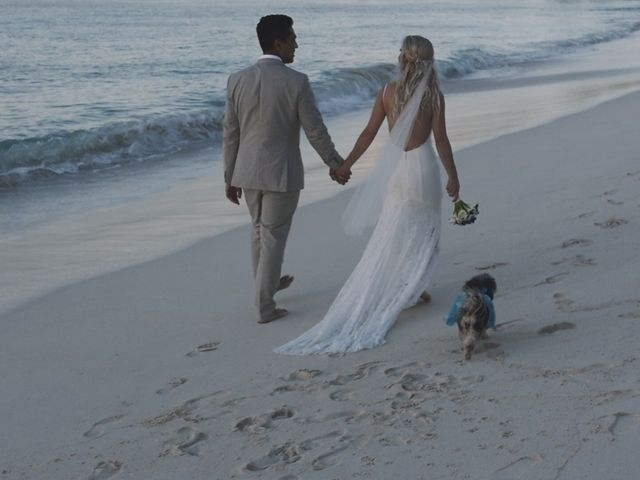 Amir and Lindsay's Wedding in Nassau, Bahamas 4