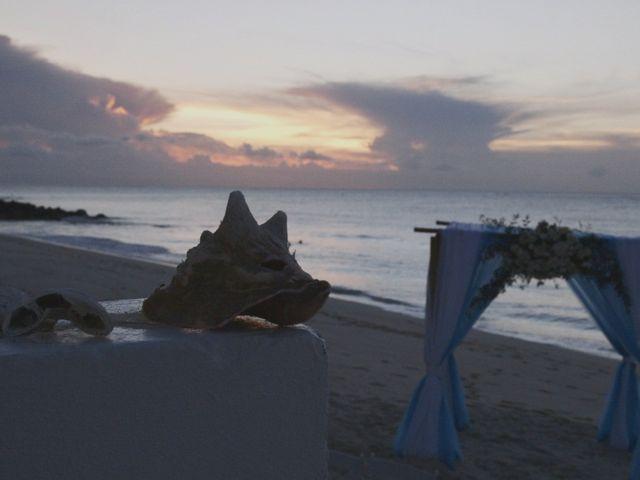 Amir and Lindsay's Wedding in Nassau, Bahamas 2