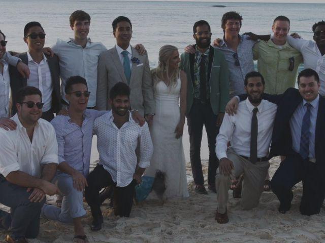Amir and Lindsay's Wedding in Nassau, Bahamas 9