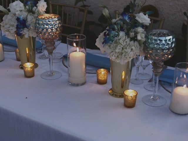 Amir and Lindsay's Wedding in Nassau, Bahamas 10