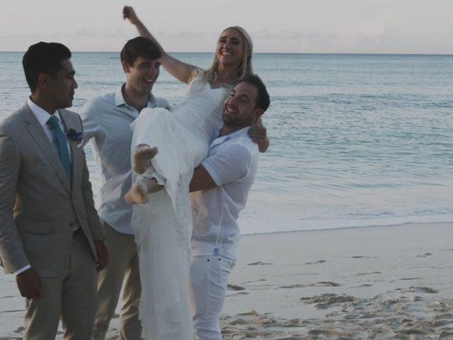 Amir and Lindsay's Wedding in Nassau, Bahamas 12