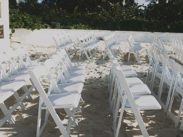 Amir and Lindsay's Wedding in Nassau, Bahamas 14