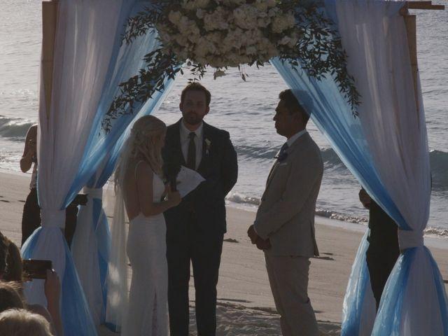 Amir and Lindsay's Wedding in Nassau, Bahamas 15