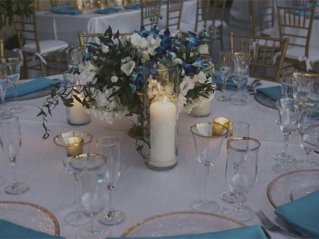 Amir and Lindsay's Wedding in Nassau, Bahamas 18
