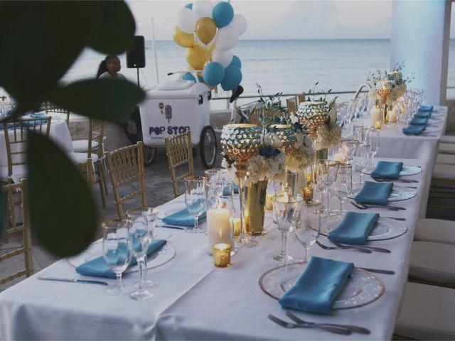Amir and Lindsay's Wedding in Nassau, Bahamas 19