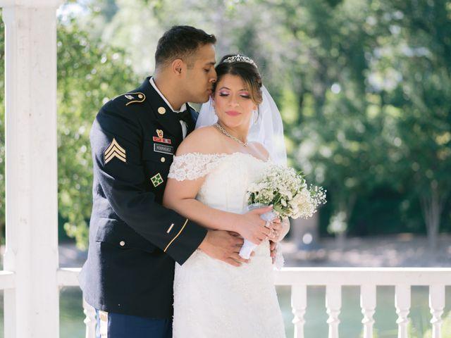 The wedding of Tina and Josh