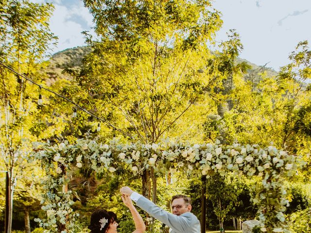 Deborah and Ronald's Wedding in Lytle Creek, California 3