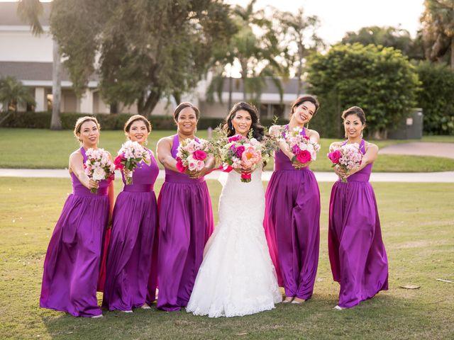 Scott and Dyna's Wedding in Boynton Beach, Florida 7
