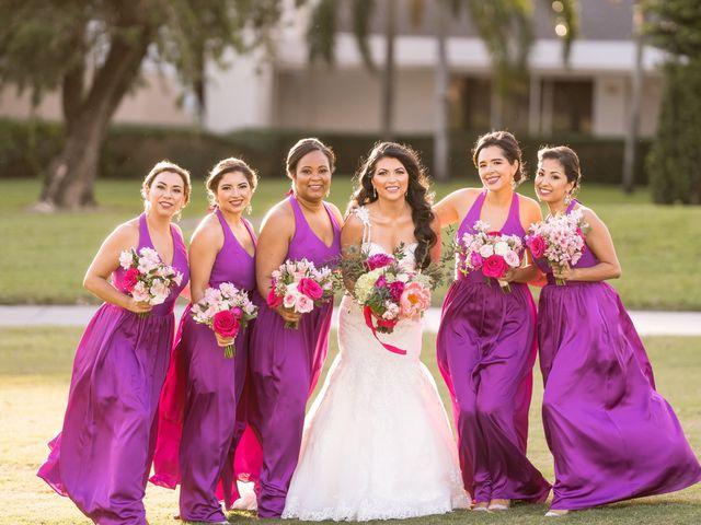 Scott and Dyna's Wedding in Boynton Beach, Florida 8