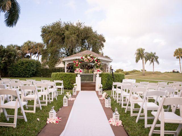Scott and Dyna's Wedding in Boynton Beach, Florida 12