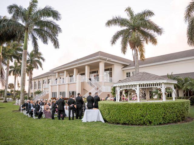 Scott and Dyna's Wedding in Boynton Beach, Florida 24