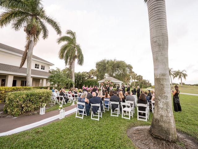 Scott and Dyna's Wedding in Boynton Beach, Florida 25