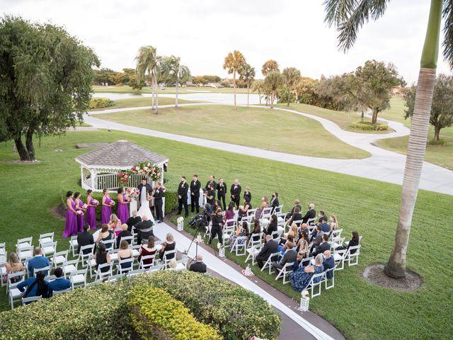 Scott and Dyna's Wedding in Boynton Beach, Florida 26