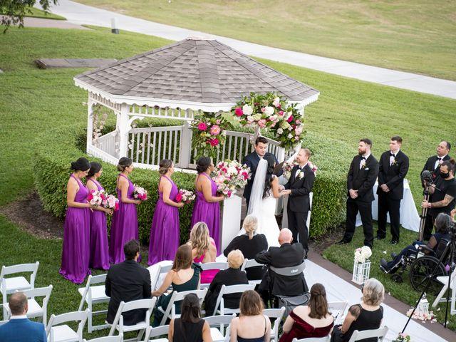 Scott and Dyna's Wedding in Boynton Beach, Florida 27
