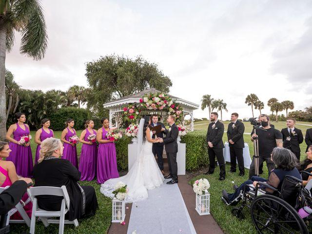 Scott and Dyna's Wedding in Boynton Beach, Florida 28