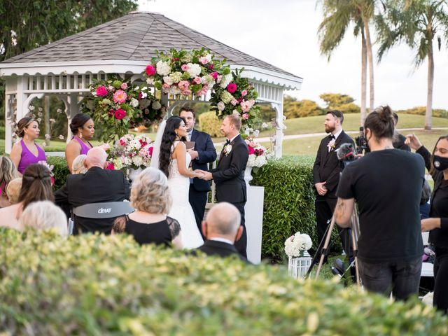 Scott and Dyna's Wedding in Boynton Beach, Florida 29