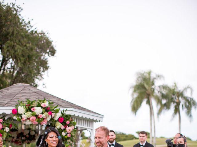 Scott and Dyna's Wedding in Boynton Beach, Florida 36