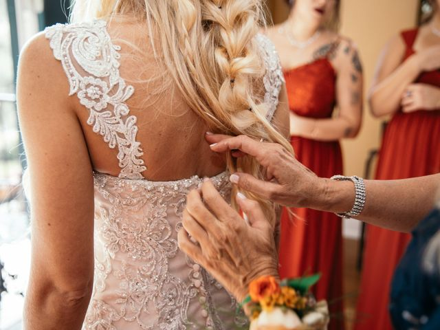 Paige and Marshal's Wedding in Orange Park, Florida 8