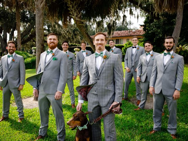 Paige and Marshal's Wedding in Orange Park, Florida 15