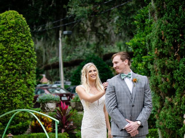 Paige and Marshal's Wedding in Orange Park, Florida 21