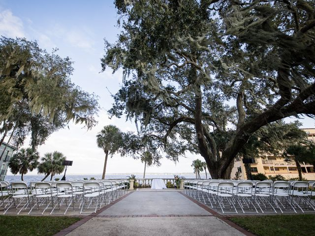 Paige and Marshal's Wedding in Orange Park, Florida 23