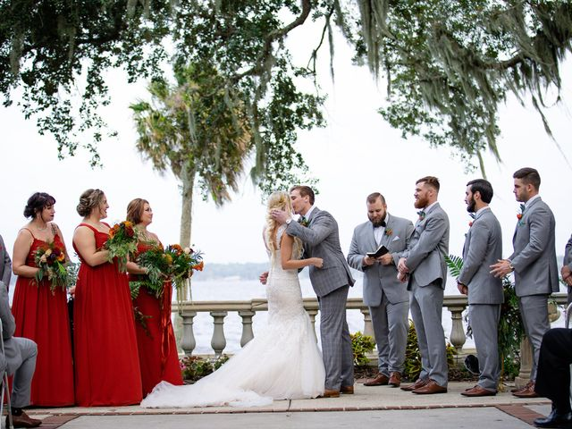 Paige and Marshal's Wedding in Orange Park, Florida 24