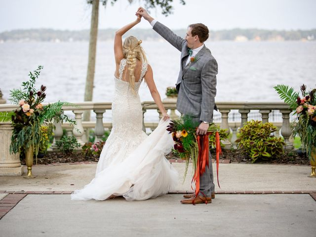 Paige and Marshal's Wedding in Orange Park, Florida 25