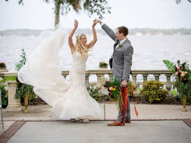 Paige and Marshal's Wedding in Orange Park, Florida 26