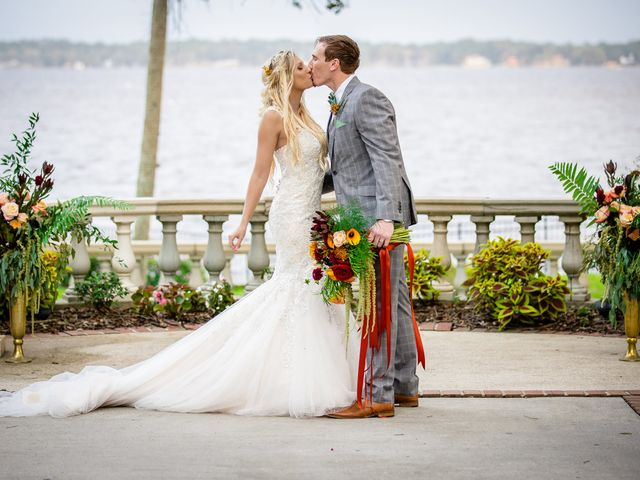 Paige and Marshal's Wedding in Orange Park, Florida 27