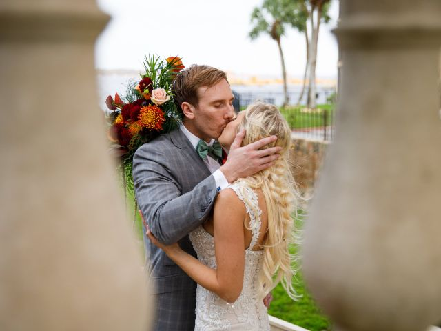 Paige and Marshal's Wedding in Orange Park, Florida 31
